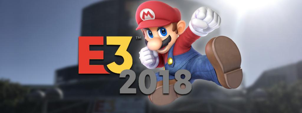 【スマブラSpecial】Switch版新作参戦キャラ情報あり!E32018現地レポート
