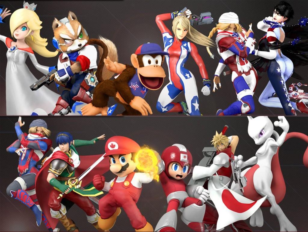 【スマブラ3DS/WiiU】Crew Battleの魅力!名勝負・名場面動画まとめ