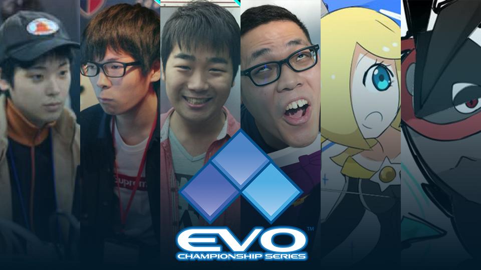 今週は世界最高峰のゲームイベントEVO2018!スマブラ部門注目の選手を紹介!