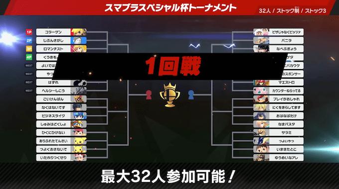 トーナメント戦