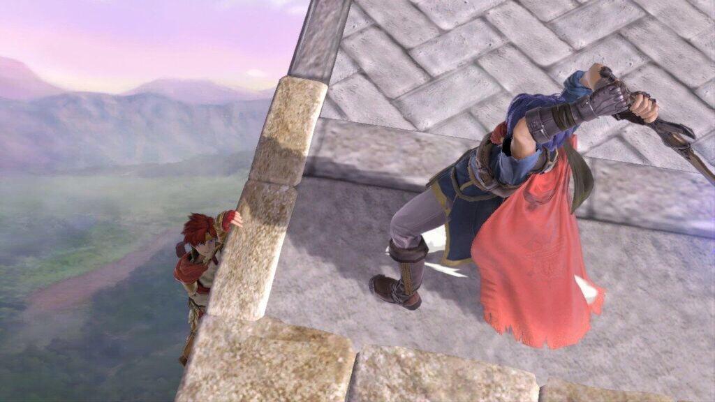 【スマブラSP】崖上がりと崖攻めを攻略しよう!【初心者向け】