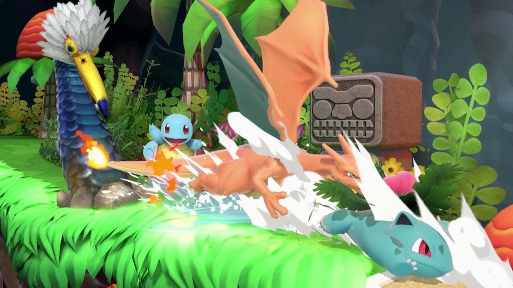【スマブラSP】ポケトレ対策!ゼニガメ・フシギソウ・リザードンのヤバい技を把握しよう